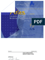 ILS Atlas IIAS - IIIA & B - V 400 & 500 Mission Planners Guide