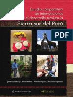 Estudio Comparativo de intervenciones para el desarrollo rural en la sierra del Perú