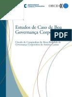 GovernançaCorporativaOECDEstudodecasos