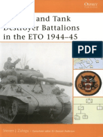 Osprey - US Tank and Tank Destroyer Battalions in the Eto 1944-45