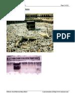 Hajj Picture Diagram