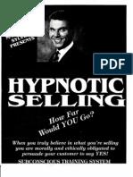 Marshall Sylver Hypnotic Selling Manual