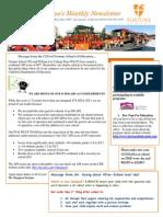 FS Newsletter - October 2013