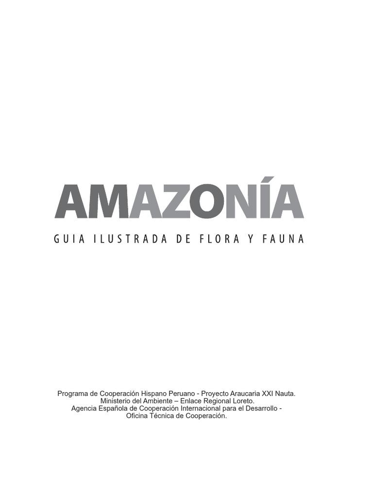 Amazonia Guia Ilustrada