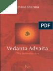 Sharma Arvind - Vedanta Advaita - Una Introduccion (Scan)