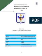 Reglamentodeconvivencia Escuela (Vallenar Chile)