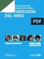 Manual de aplicación de la convención sobre los Derechos del Niño