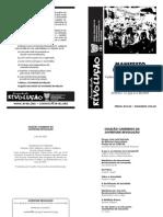Caderno Cordoba brochura