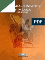Trabajo Infantil en México 1995-2002