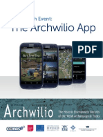 Archwilio Programme Eng