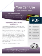 The News You Can Use Newsletter Issue #11