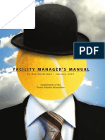 Facility Managers Manual