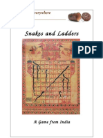 Snakes and Ladders History & Rules