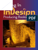 Writing in InDesign CC Producing Books