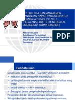 deteksidinigangguannapaspadaneonatusdanaplikasiponek-100425163456-phpapp02