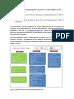 Analisis Comparaticoexperiencias de Turismo Con Apoyo Del Sector Publico
