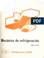 Cbc Mecanico Refri
