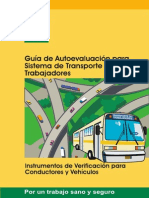 Guia de Autoevaluacion de Buses