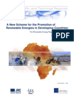 Feed-in tariff for developing countries-Moner2008