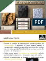 II - Mineralogia e Textura Das Rochas -Metamorficas