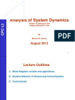 CPC L3_Analysis of System Dynamics_2013_1