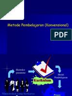 Desain Instruksional (konvensional)