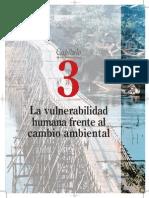 La Vulnerabilidad Humana frente al Cambio Climático