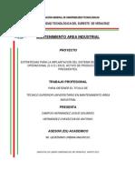 Implantacion Del Sistema S.C.O. TERMINADO