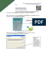 Instrucciones Instalacion OrCAD16.2 Demo