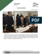 15/01/14 firman Convenio Sso y Sspo