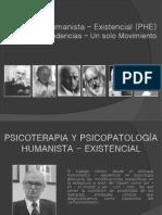 La Psicoterapia Humanista – Existencial (PHE)