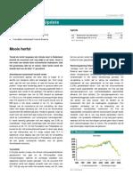 Global Markets Update 220909 Mooie Herfst