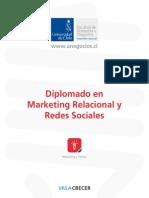 Diplomado Marketing Relacional y Redes Sociales 2013