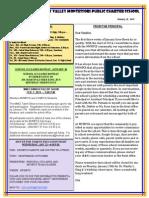 MVM Newsletter 2014.01.16