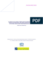 Edinburgh_feb08_adams Learning Outcomes Current Developments in Europe