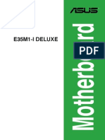 Asus E35M1-I Manual