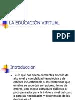 La educación virtual.doc