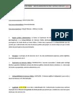 Direito Administrativo - Curso Cers- 2a Fase Oab Prof.matheus Carvalho- Aula 1 a 20 (Direito Administrativo)