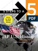 APUSH - 5 Steps to a 5, 2014