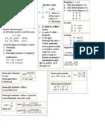 Formulas Cg 1