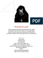 The Ritual of Lucifer