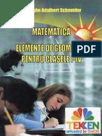 Carti. Matematica.elemente.de.Geometrie.pentru.clasele.1 4. Ed.hyperion. TEKKEN