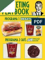 Playbook Desayunos