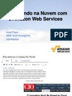 Amazon_José Papo, Tech Evangelist_Amazon Web Services