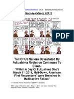 Military Resistance 12A12 Fallout