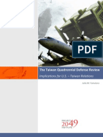 The Taiwan Quadrennial Defense Review
