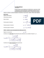 05_Dinamica_ Esempio Di Oscillatore Semplice Smorzato e FDL