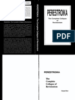 Perestroika the Complete Collapse of Revisionism by Harpal Brar 1992