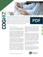 Mobile Enterprise Analytics in 60 Minutes