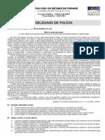 2007 - Prova Dpc Pr